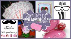 Valentine's Day Gift Printables {Goodie Bag}