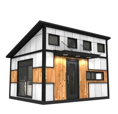 Lovely small homes and cottages on pinterest shotgun house cabin plans and small house plans - Cottage style homes plans elegance resides in small spaces ...