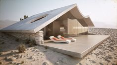 Studio Aiko - Project - Desert Villa - Image-1