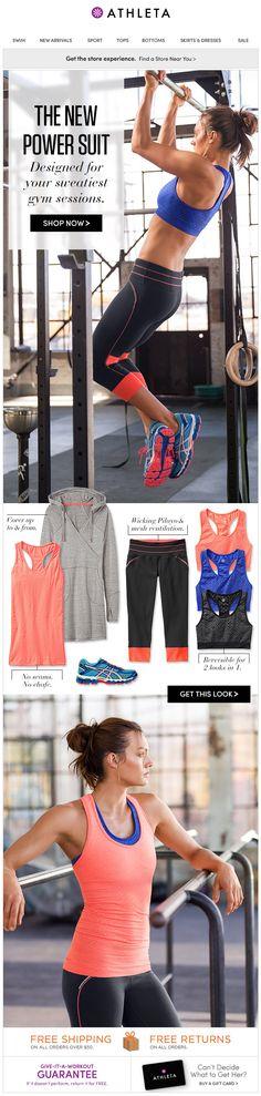 Athleta : Outfitting