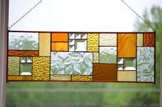 stained glass panels, glass window, hang glass, stain glass