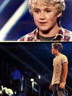 BUT GUYS THAT IS THE SAME EXACT STAGE HE AUDITIONED ASDFGHJKL