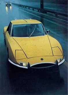 1967 Matra 530. @designerwallace