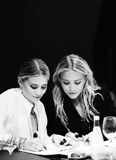 The Olsens.