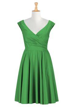 Size Plus Dresses , Petite Women Clothing Shop womens fashion design - Designer Fashion - Women's designer clothes and more | eShakti.com