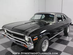 1972 Chevrolet Nova SS 396ci
