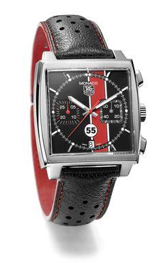 TAG Heuer Monaco  Porsche Club of America Edition