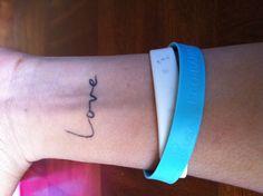Love tattoo tattoo idea, tattoo fever, tattoo fonts, tattoo addict