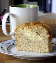 Cream Cheese Stuffed Banana Bundt Cake