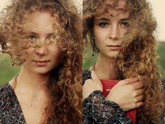 style vixen, beards, amber, curls, badass hair