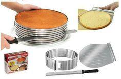 interior design, layered cakes, pastel, gadget, layer cakes, hous, pastri, cake pans, dessert