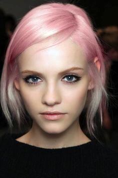Lovely pastel hair