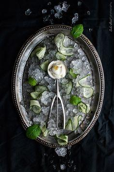 Cucumber Ice Cream |