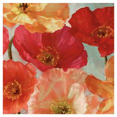 I pinned this Incandescence Canvas Print from the Artful Accents event at Joss and Main!