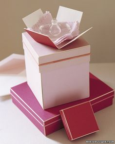 Fold-up Box - Martha Stewart Crafts