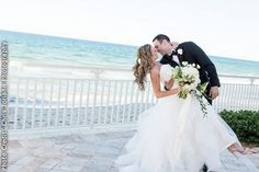 Florida beaches have the whitest sand, and bluest water. Venue: Eau Palm Beach Resort & Spa in Manapalan, FL. Photo: Chris Joriann Photography