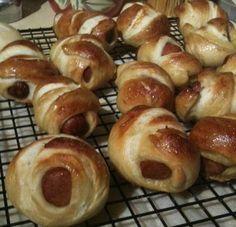 Pretzel Dogs from Food.com