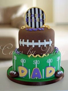Superbowl cake?