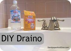 DIY Draino