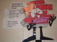 Social Thinking characters! (Superflex, Worry Wall, Glass Man, Brain Eater, Rock Brain)