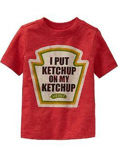 perfect tee for my kiddos