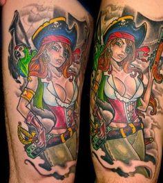 pin up tattoos - Tattoos.net