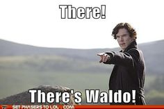 Sherlock would know.