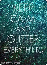 i love glitter <3