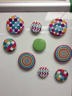 Making pins into magnets!! It's so easy!