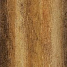 High Gloss Distressed Pecan Latte 8mm Thick x 5-5/8 in. Wide x 47-3/4 in. Length Laminate Flooring (18.65 sq.ft./case)-HL1043 at The Home Depot