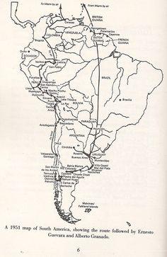 South America, 1951