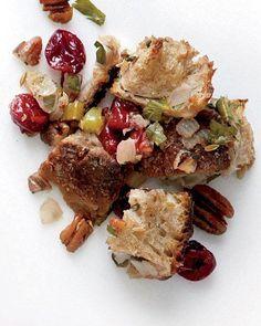 Cherry-Pecan Stuffing Recipe