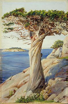 by Marianne North