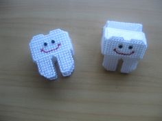 plastic canvas tooth fairy box patterns | Tooth Fairy box | Felt pattern, plastic canva