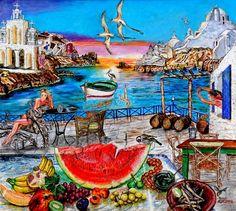 Rhodes Island, Greec