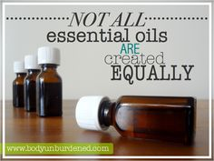 Not all essential oils are created equally... learn more and about how you can save 24% on some of of the purest EOs. Natural healthy and beauty.