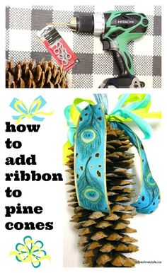 How to add ribbon to