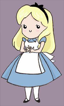 Disney QT 3.14 - Alice by mollay.deviantart.com on @deviantART