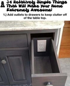 34 Relatively Simple Things That Will Make Your Home Extremely Awesome!