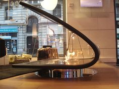 Modern and Creative Fireplace Designs