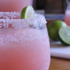 Pink Lemonade Margaritas Recipe |