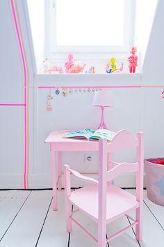 #pink #kidsroom