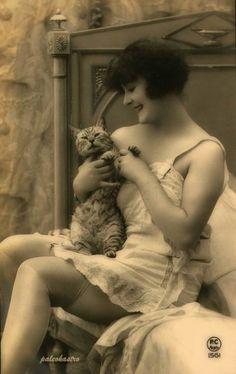 early 1900's postcard