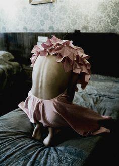 Björk photographed by Glen Luchford