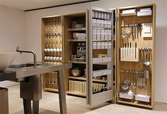 kitchen organization, organized kitchen, pantri, kitchen storage, kitchen idea, hous, kitchen designs, dream kitchens, kitchen cabinets