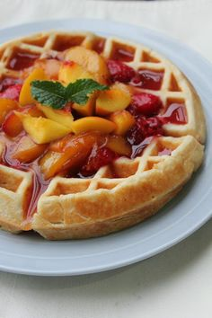 Fresh Peach Raspberry Syrup by Deals to Meals