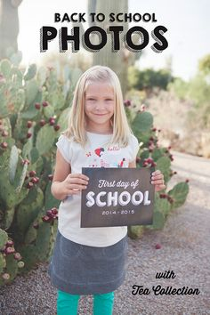 Printable Back to School Signs