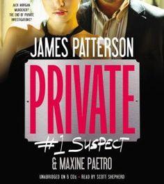 james patterson private books