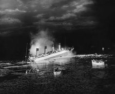 The sinking of the Titanic: as told by the movies via http://telegraph.co.uk