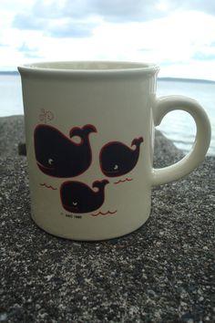 Whale Mug!